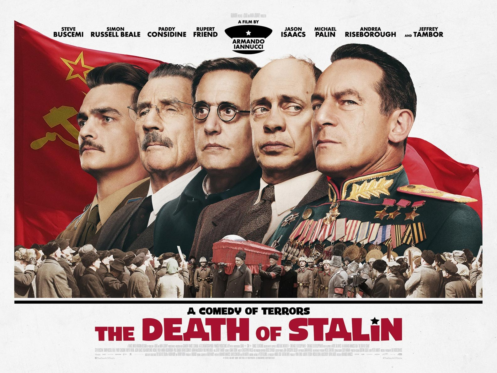The Death of Stalin Poster #10