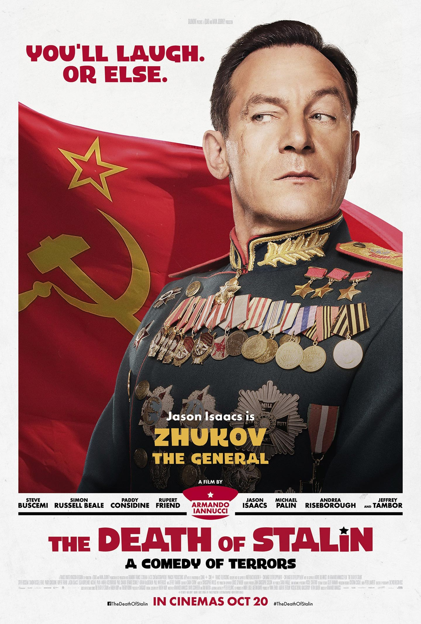 The Death of Stalin Poster #9