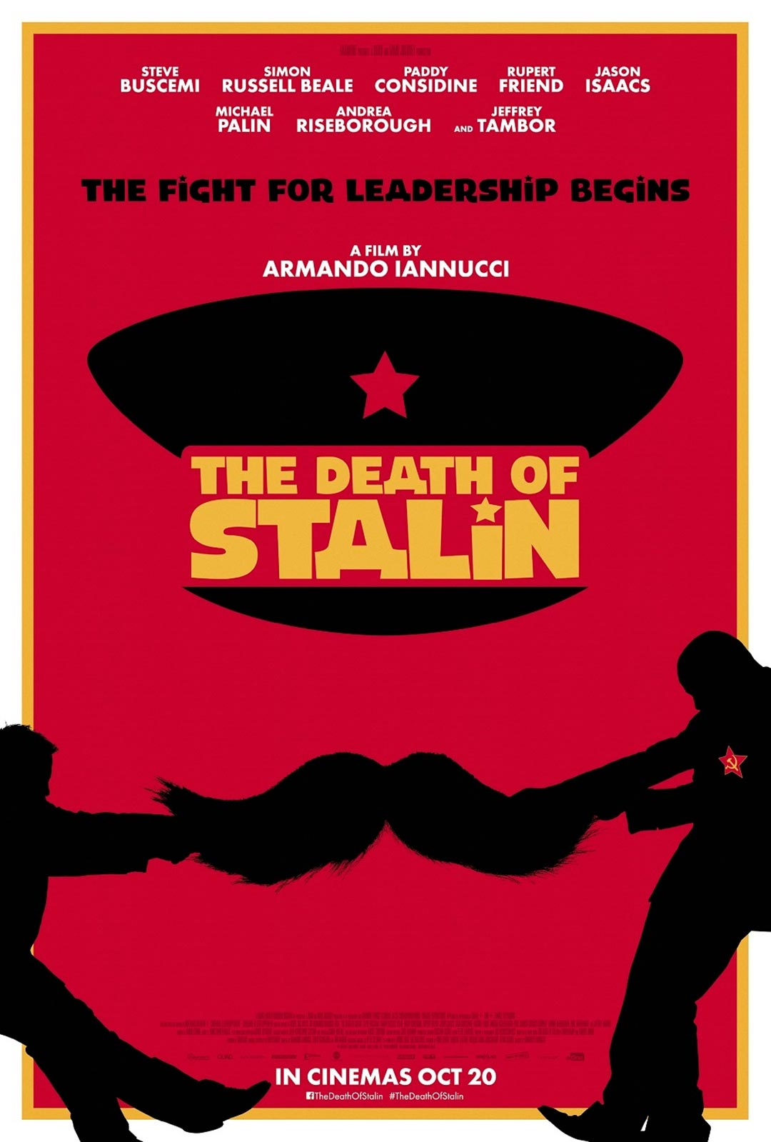 The Death of Stalin Poster #1