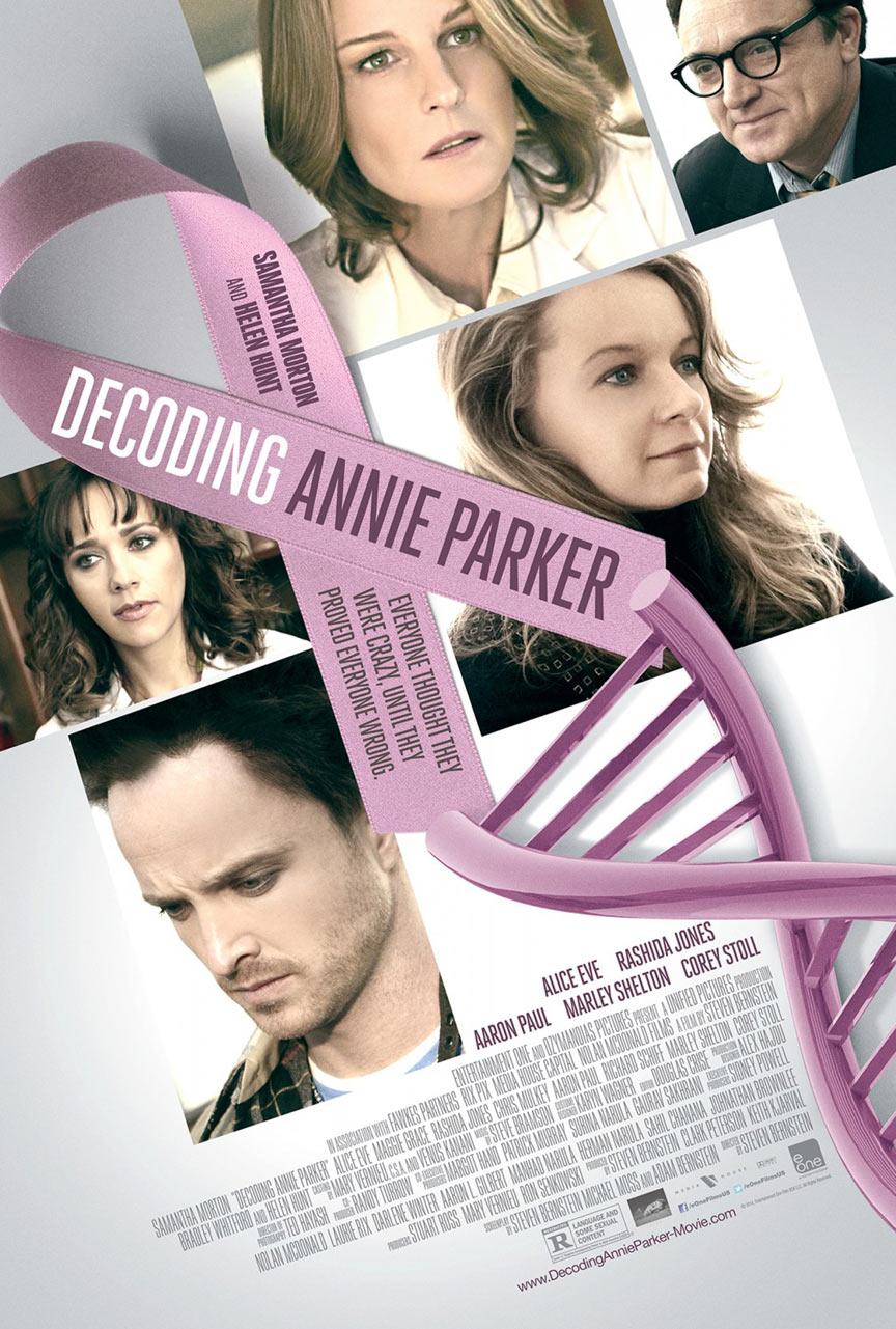 Decoding Annie Parker Poster #2
