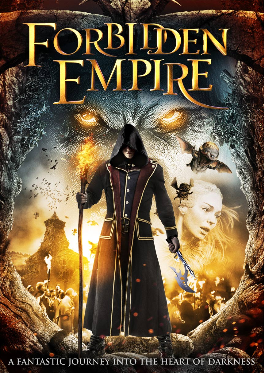 Forbidden Empire Poster #1