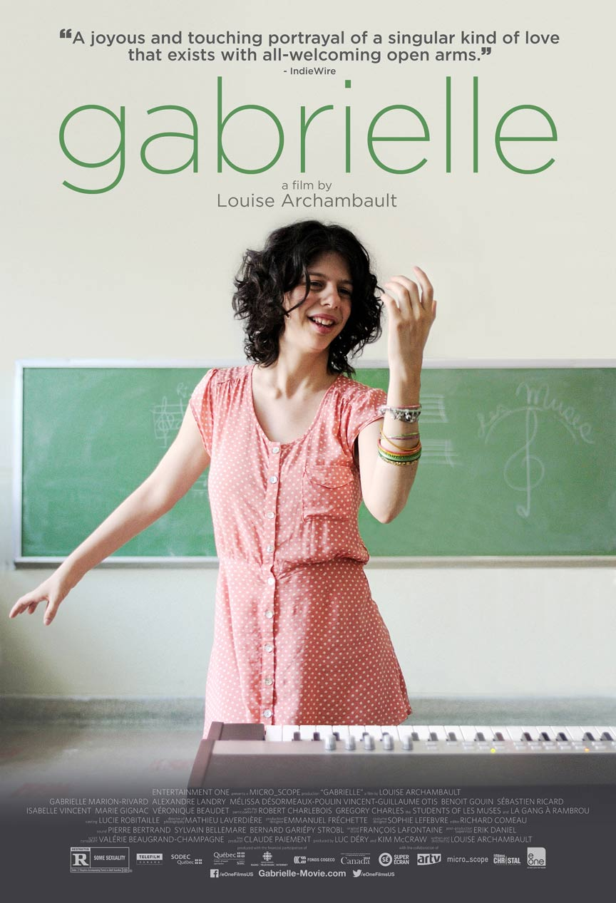 Gabrielle Poster #1
