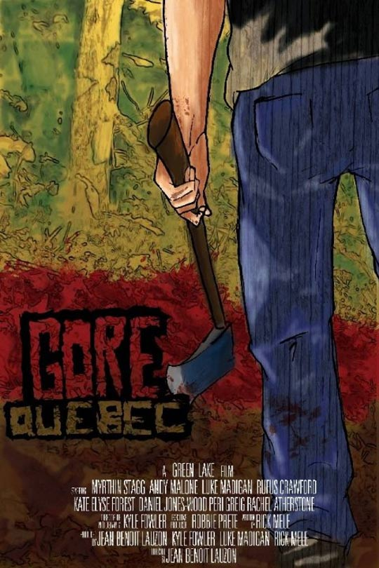 Gore, Quebec Poster #1