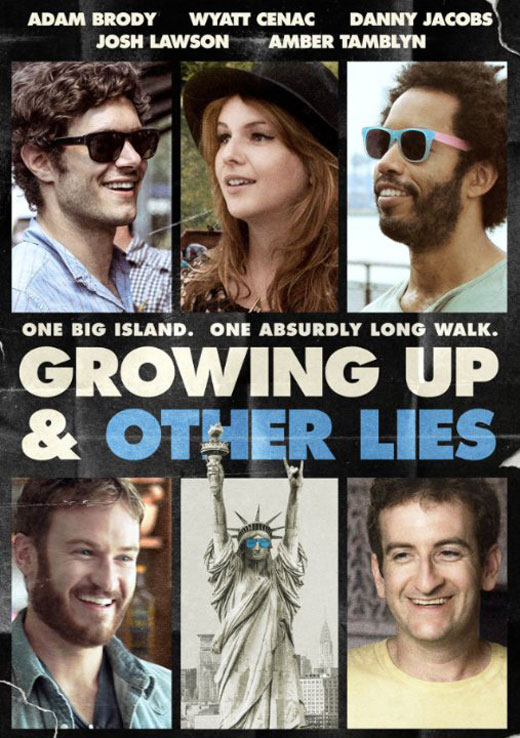 Growing Up and Other Lies Poster #1