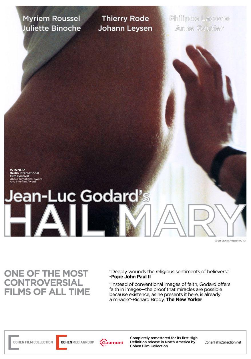 Hail Mary Poster #1