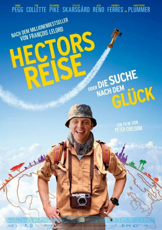 Hector and the Search for Happiness Poster #2