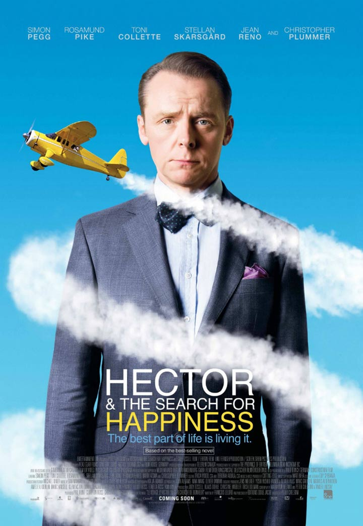 Hector and the Search for Happiness Poster #1