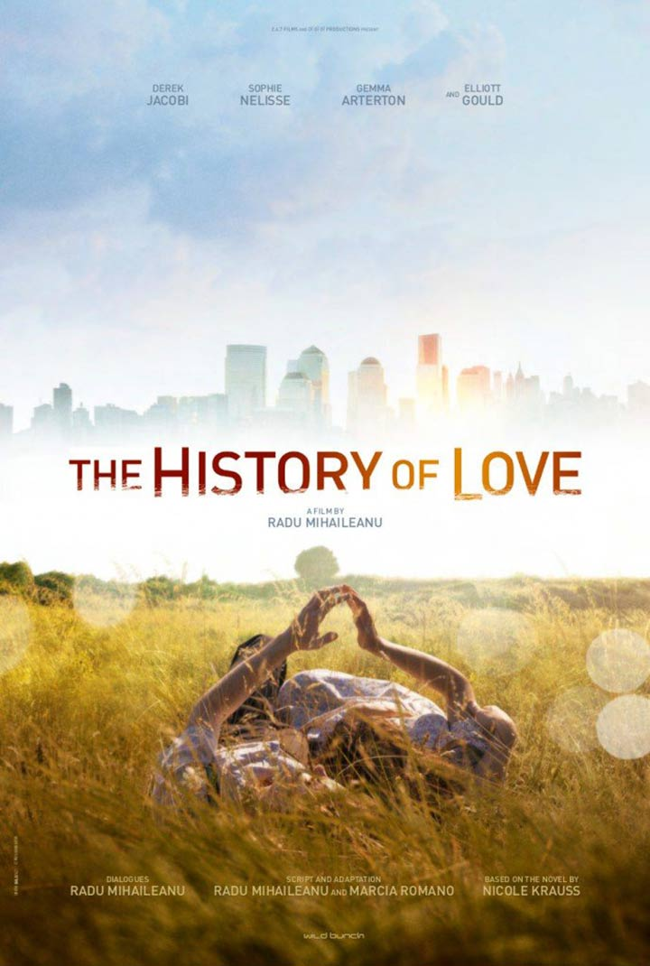 The History of Love Poster #1