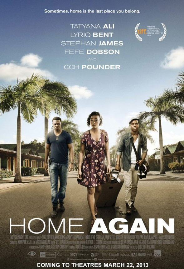 Home Again Poster #1