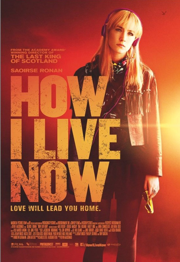 How I Live Now Poster #1