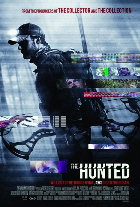 The Hunted Poster #2