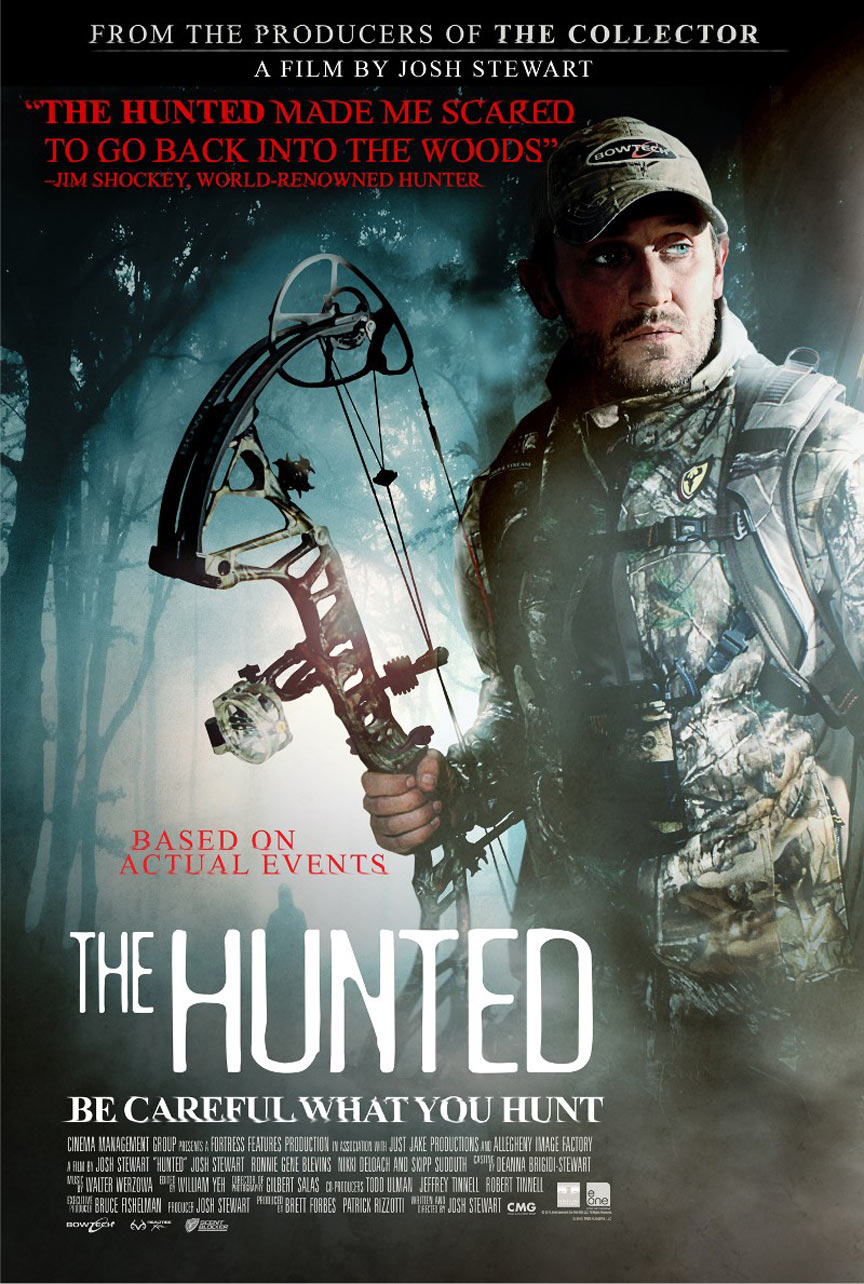 The Hunted Poster #1