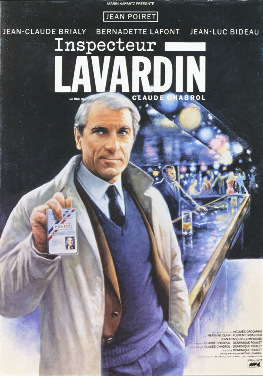 Inspecteur Lavardin Poster #1