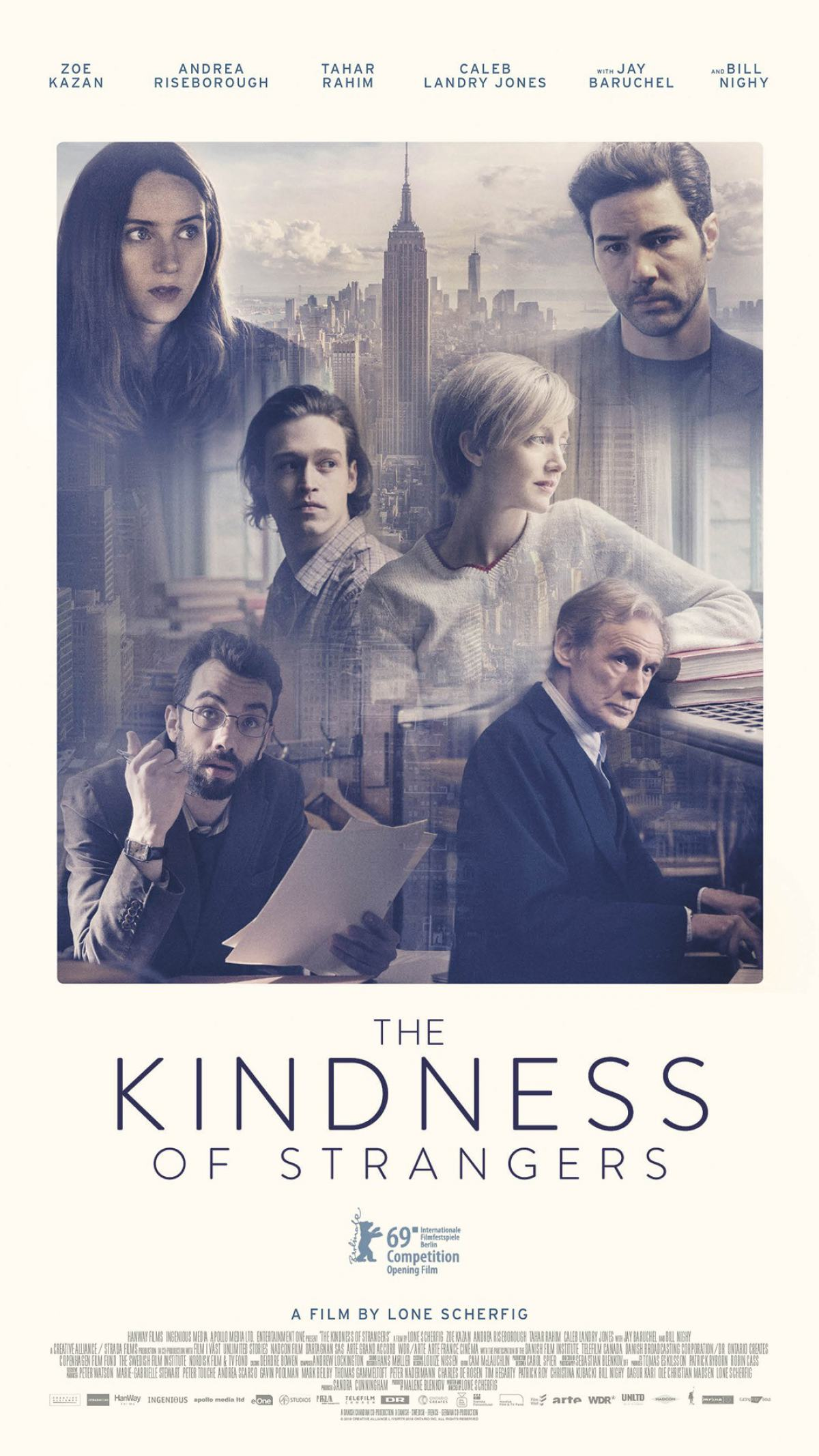 The Kindness of Strangers Poster #1