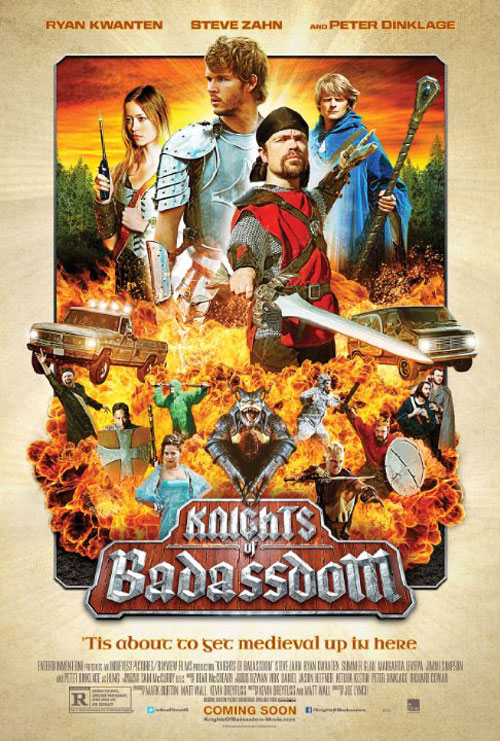 Knights of Badassdom Poster #1