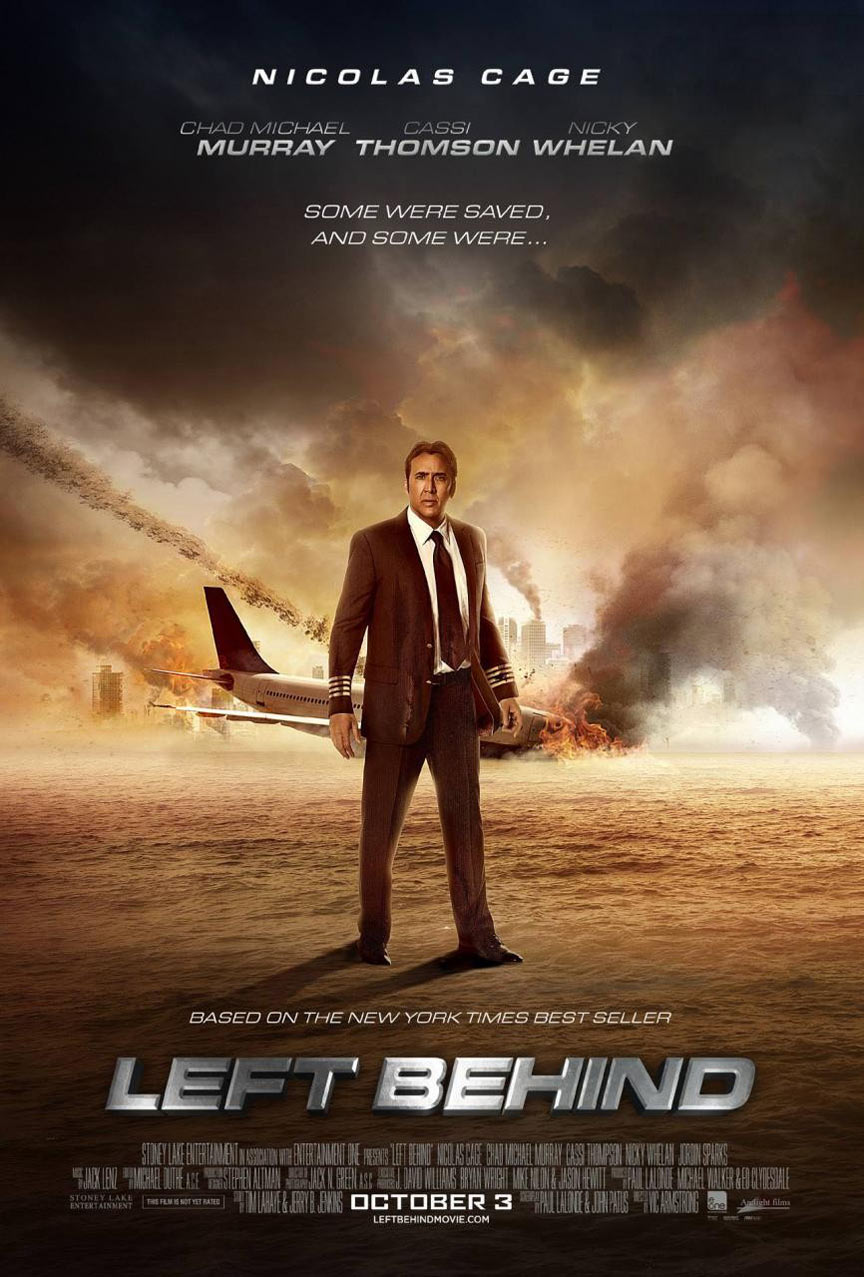 Left Behind Poster #2
