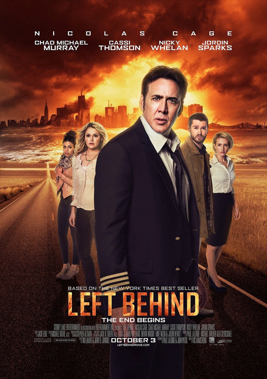 Left Behind Poster #1