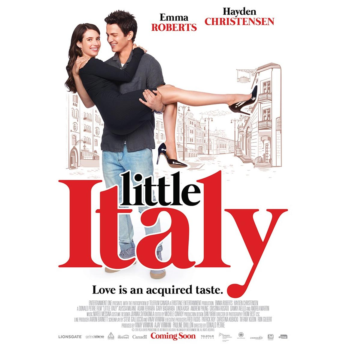 Little Italy Poster #1