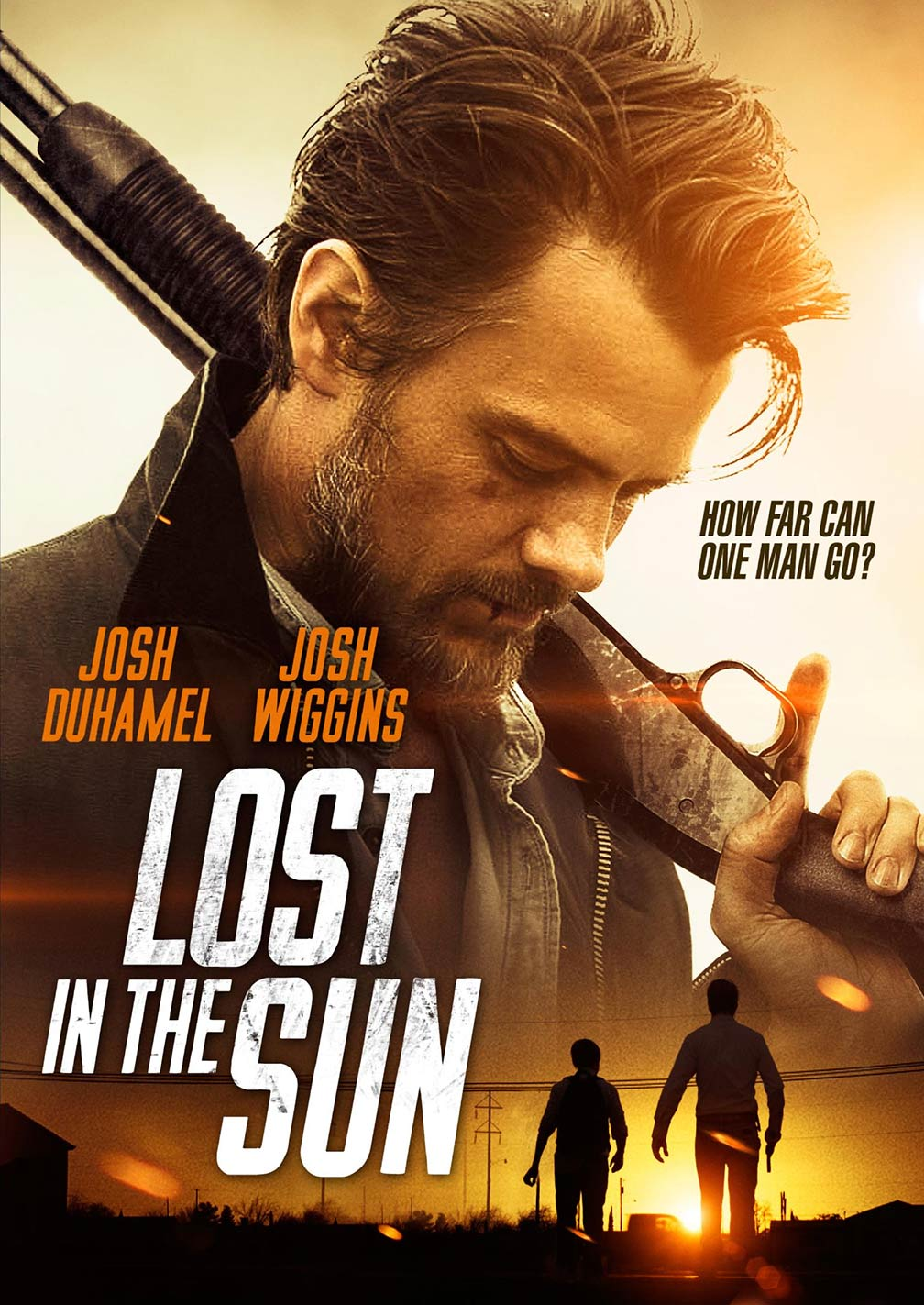 Lost in the Sun Poster #1