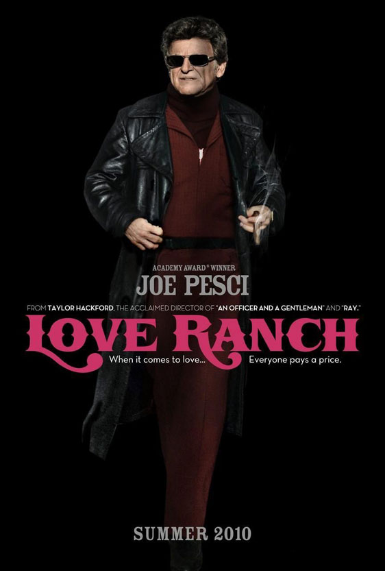 Love Ranch Poster #2