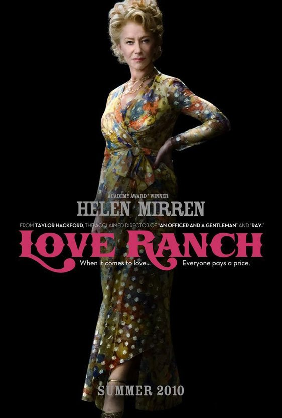 Love Ranch Poster #3