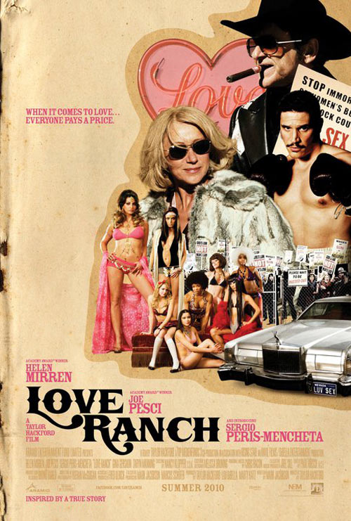 Love Ranch Poster #1