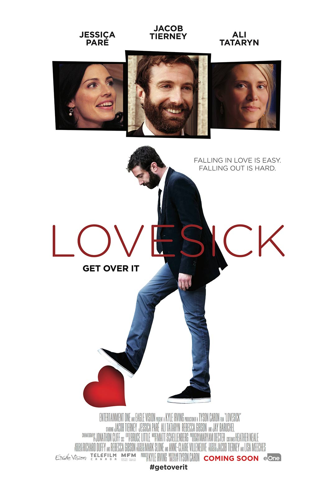 Lovesick Poster #1