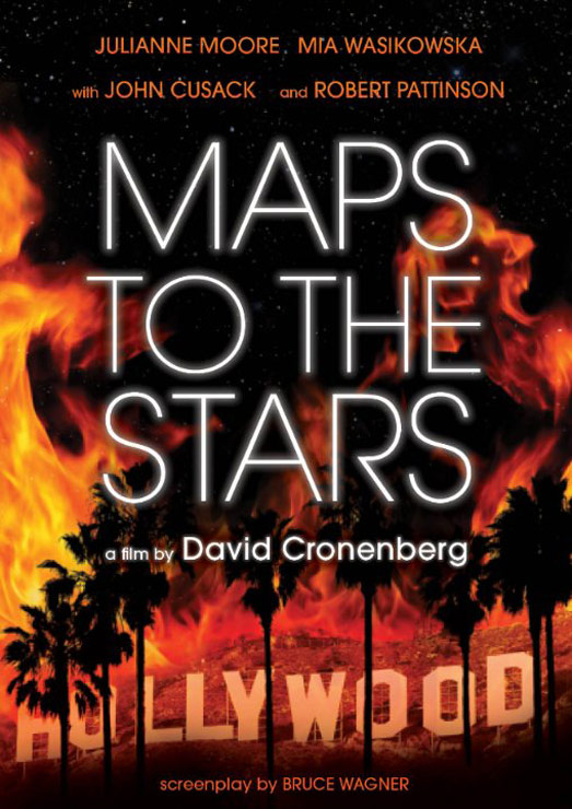 Maps to the Stars Poster #1