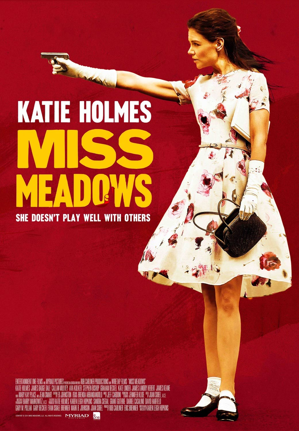 Miss Meadows Poster #1