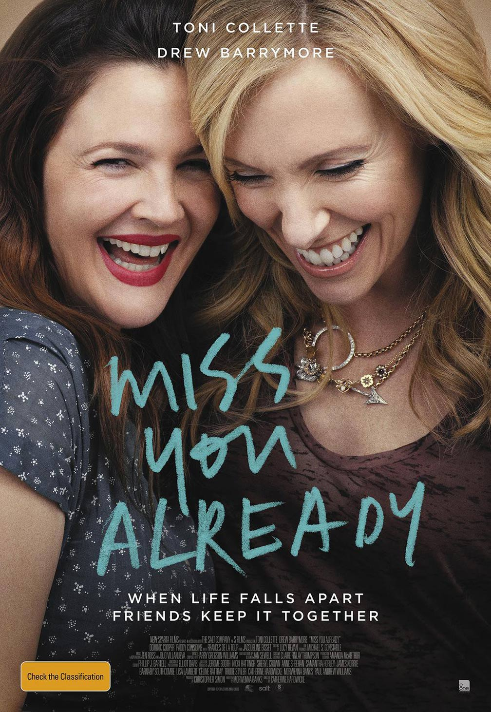 Miss You Already Poster #1