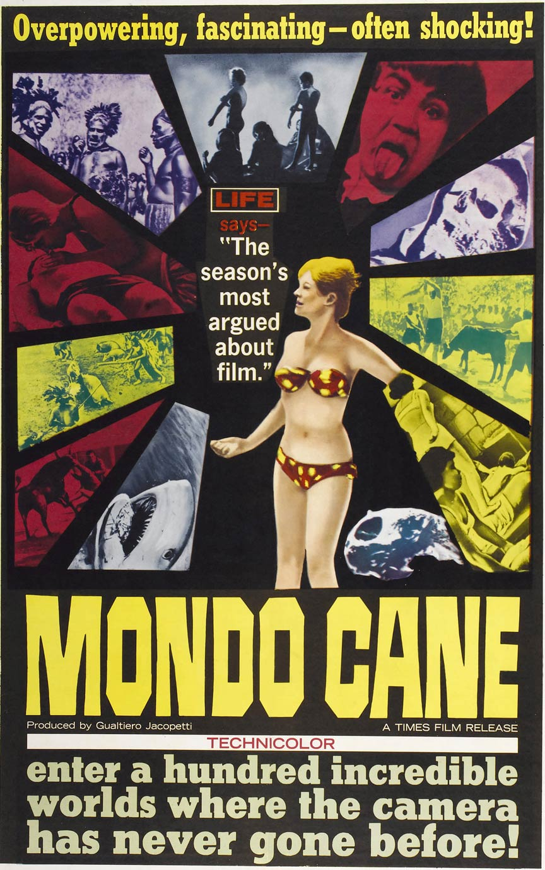 Mondo Cane Poster #1