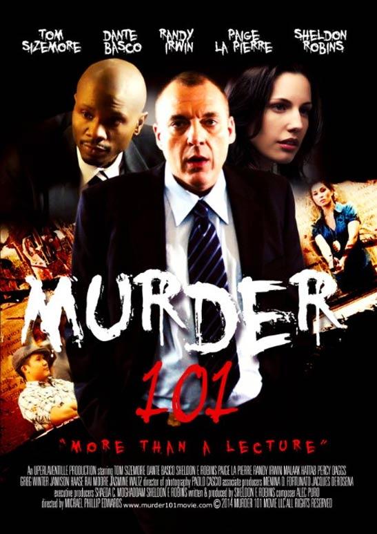 Murder 101 Poster #1