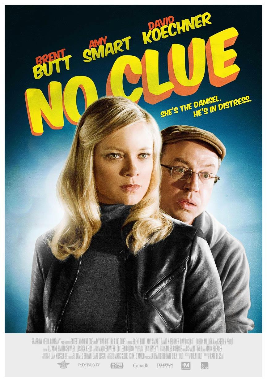No Clue Poster #1