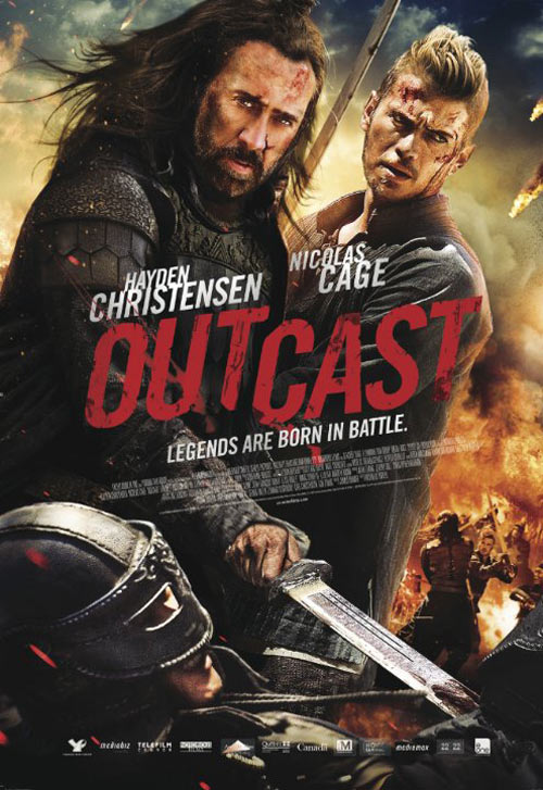 Outcast Poster #1