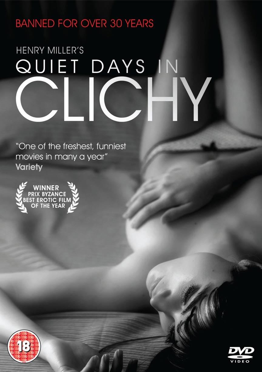 Quiet Days in Clichy Poster #1