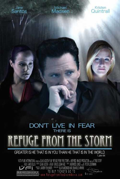 Refuge from the Storm Poster #1