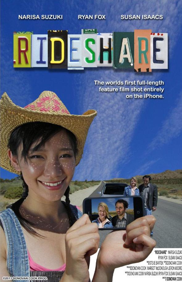 Rideshare Poster #1