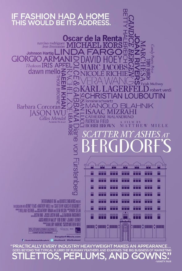 Scatter My Ashes at Bergdorf's Poster #1