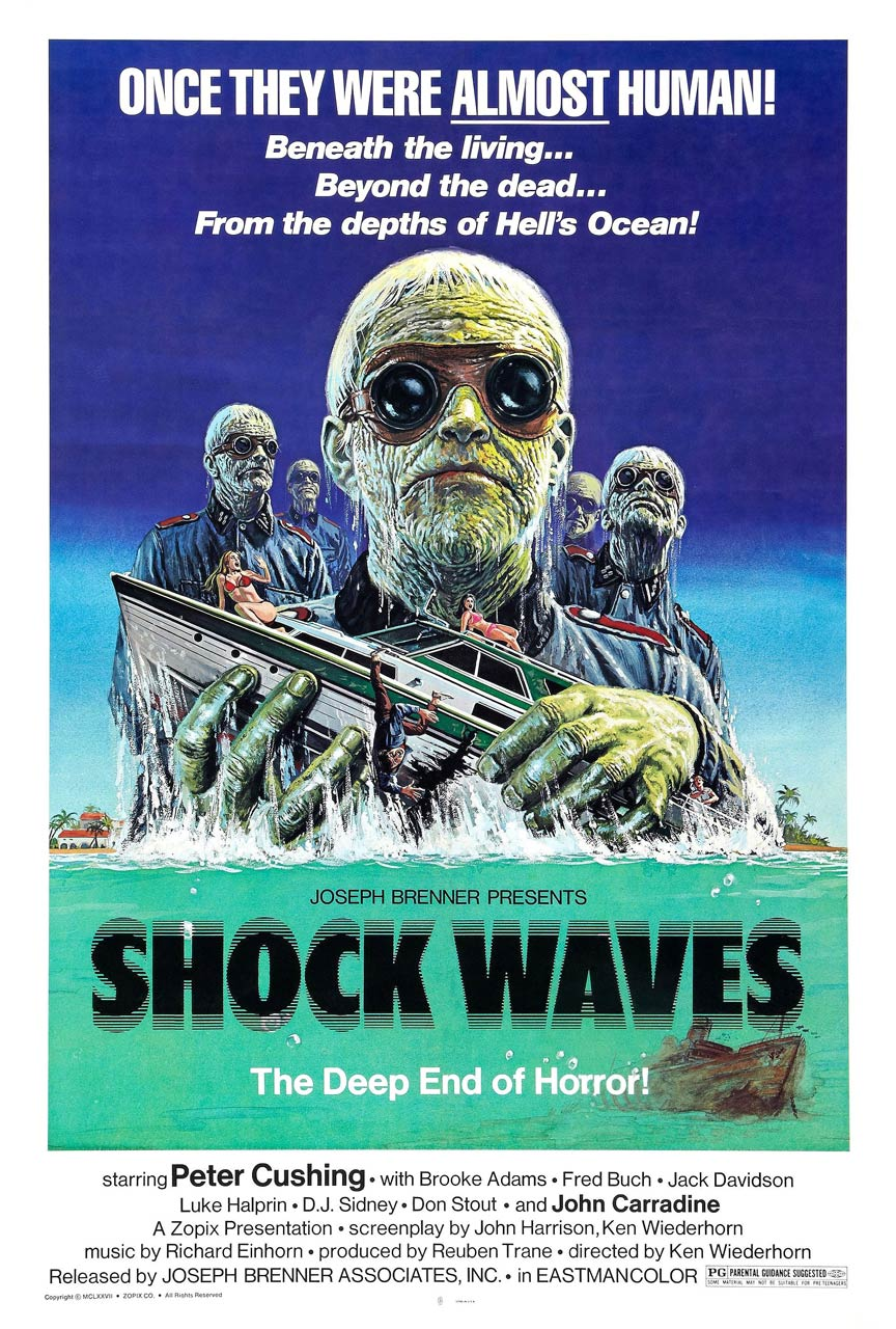 Shock Waves Poster #1