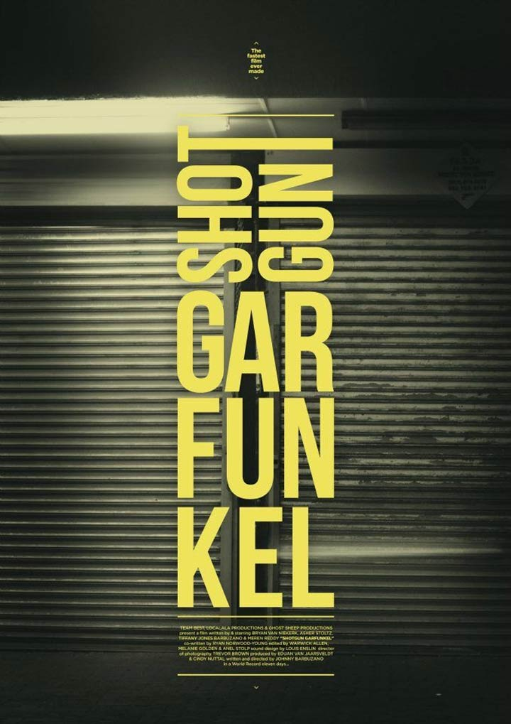 Shotgun Garfunkel Poster #1