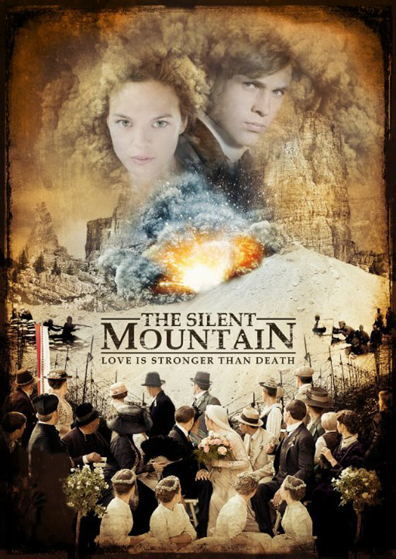 The Silent Mountain Poster #1