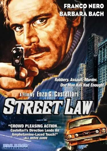 Street Law Poster #1
