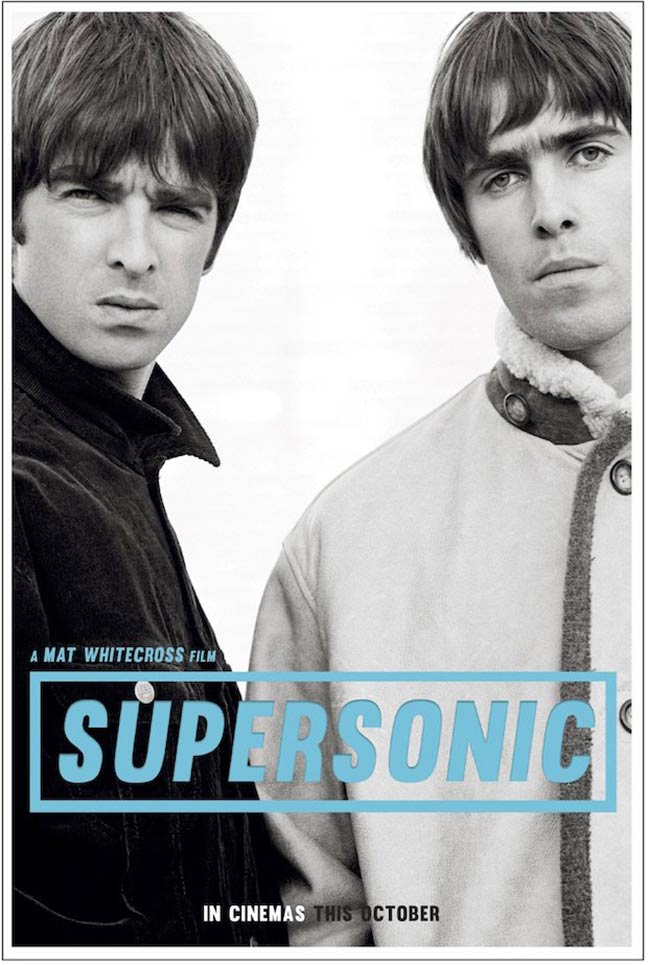 Oasis: Supersonic Poster #1