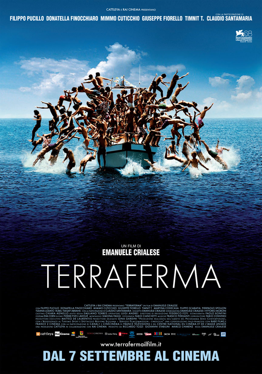 Terraferma Poster #1