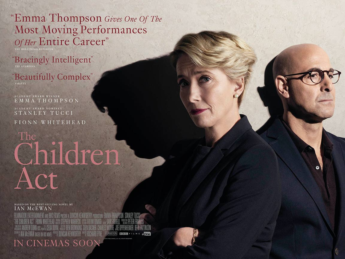The Children Act Poster #1