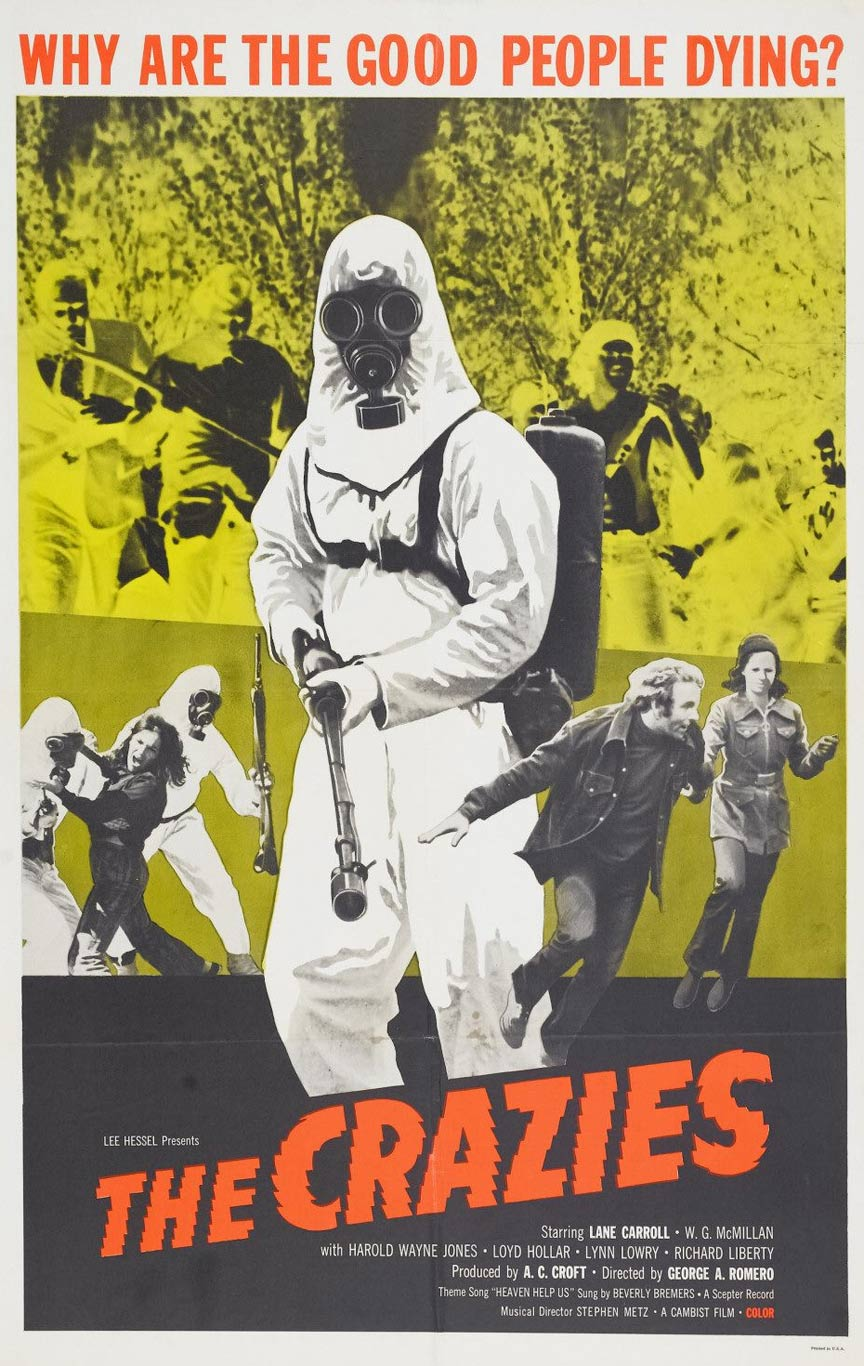 The Crazies Poster #1