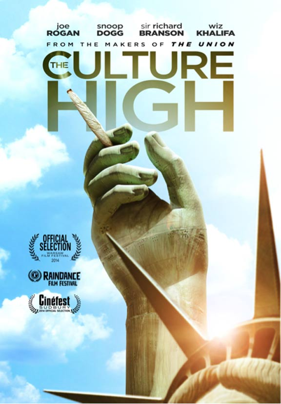 The Culture High Poster #1