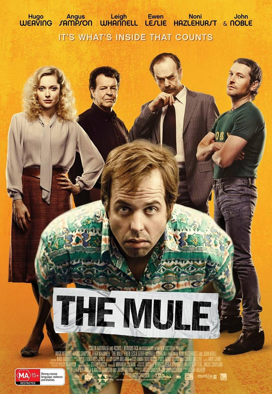 The Mule Poster #1