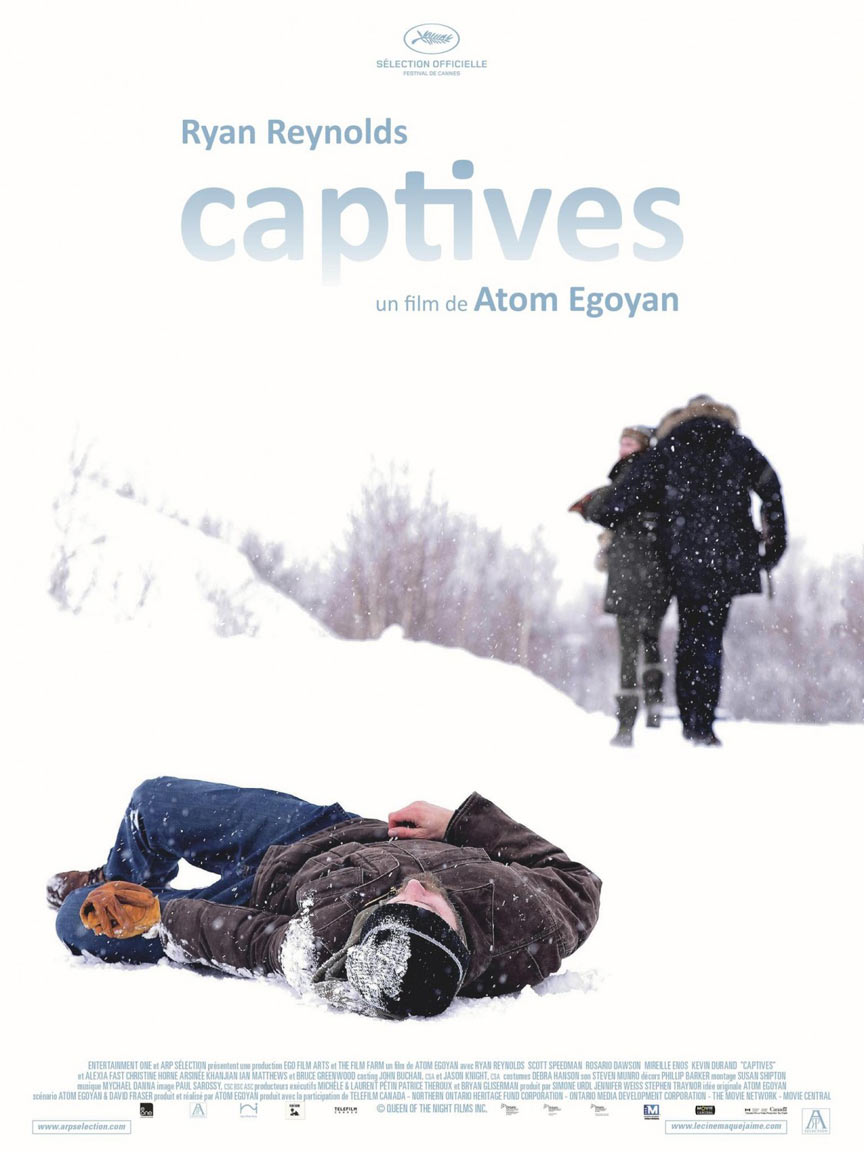 The Captive Poster #1
