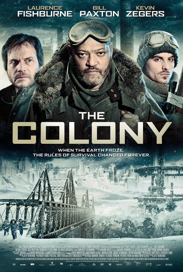 The Colony Poster #2